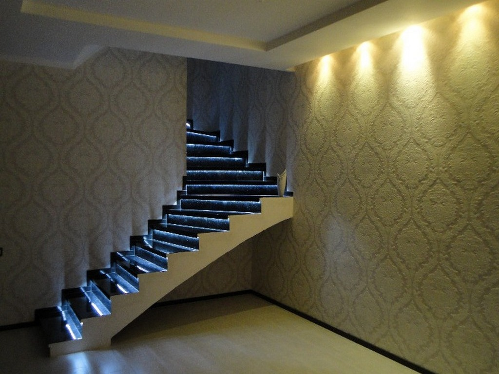 бетонные лестницы фото