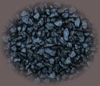 применение черного щебня