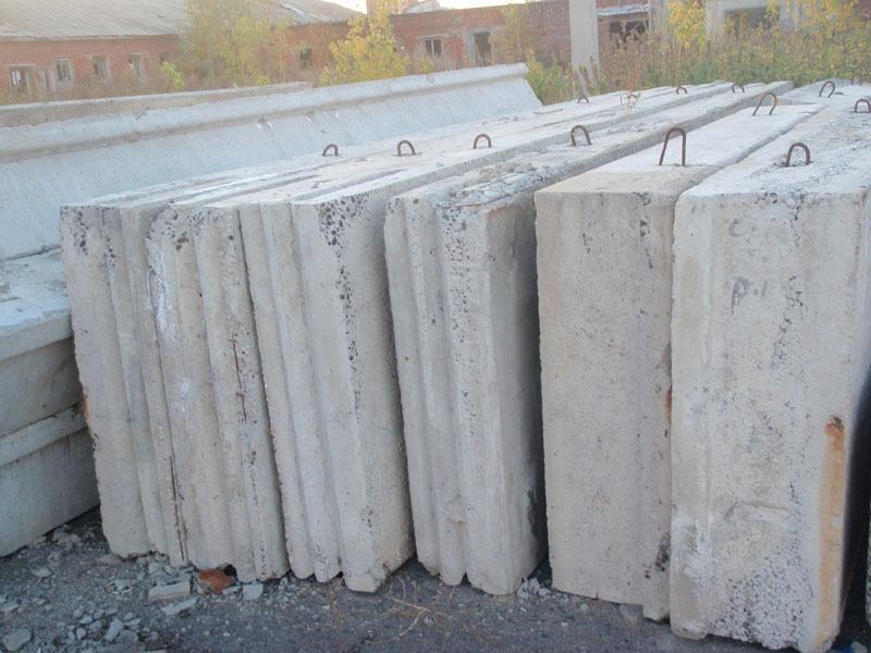 стеновые железобетонные блоки