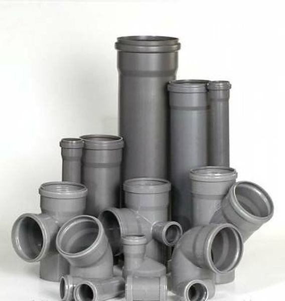 применение пластиковых труб